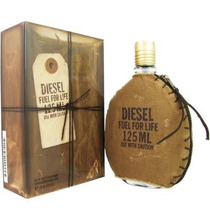 Perfume Combustible Diesel Para La Vida Eau De Toilette Spr