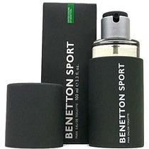 Perfume Beneton Sport 100ml Caballero Original