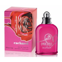 Perfume Amor Amor In Flash Cacharel 100% Original
