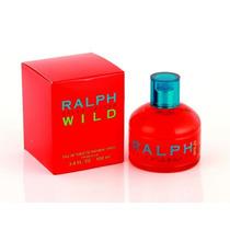 Perfume Ralph Wild De Ralph Lauren 100ml Dama Kuma