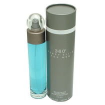 360 Caballero 100 Ml Perry Ellis Edt Spray Hm4
