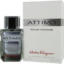 Maa Perfume Attimo Pour Homme By Salvatore Ferragamo 100 Ml