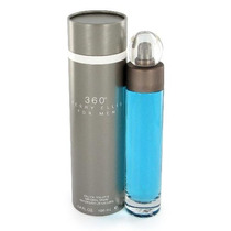 Perfume Original 360 Grados Caballero 100 Ml By Perry Ellis