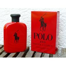 Perfume Polo Red Ralph Lauren Caballero125ml,promociones