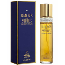 Diamonds & Saphires Dama 100 Ml Elizabeth Taylor Edt Hm4