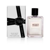 Perfume Antídoto Colonia Miniatura Hombres Por Viktor