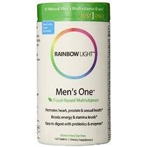 Rainbow Light, Hombres Un Multivitamínico, 150 Conde
