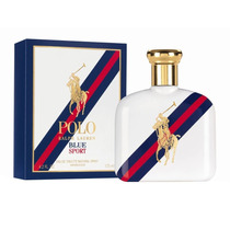 Polo Blue Sport Caballero 125 Ml Ralph Lauren *original *msi