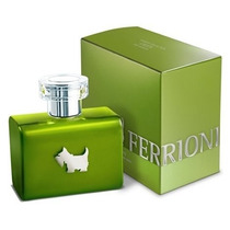 Vv4 Perfume Ferrioni Terrier Collec. Green For Woman 100ml