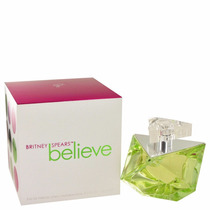 Believe Eau De Parfum 100ml De Britney Spears