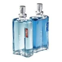 Remate Lebel Cyzone Perfume Caballero O Dama Blue&blue