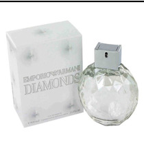 Emporio Armani Diamonds Dama 100ml Nuevo Original Remate