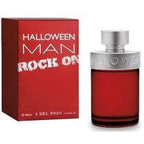 Perfume Jesus Del Pozo Halloween Rock On Man Original (125ml