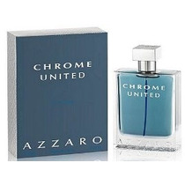 Perfume Azzaro Chrome United Caballero 100% Original (100ml)