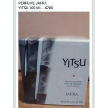 Perfume Jafra Yitsu De Caballero Muy Barato Original