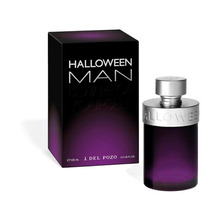 Perfume Halloween Man Caballero 125ml Original Nuevo