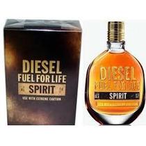 Spirit Lo Mas Nuevo De Diesel Fuel For Life Original, Nuevo