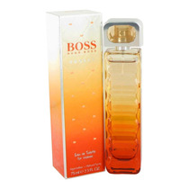 Perfume Original Boss Orange Sunset Dama 75 Ml Hugo Boss