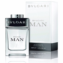Bvlgari Man Eau De Toilette 100ml De Bvlgari