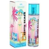 Rdw Perfume Passport South Beach By Paris Hilton Dama 100ml