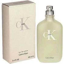 Perfume Ck One 100ml Original Nuevo