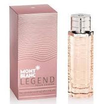 Pfm Mont Blanc Legend Pour Femme Nuevo, Original Sellado