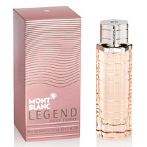 Perfume Original Dama Mont Blanc Legend Edp 75ml