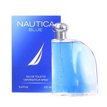 Parfum Perfumes Originales Nautica Blue 100 Ml Cab.