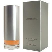 Contradiction Dama 100 Ml Calvin Klein Original Msi