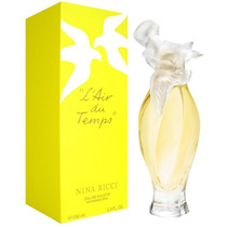 Aires Del Tiempo Dama 100 Ml Nina Ricci Edt Spray **original