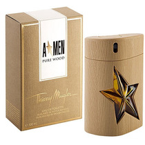 Perfume A*men Pure Wood Thierry Mugler 100ml 100% Original