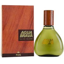 Perfume Agua Brava Caballero Puig 100 Ml Eau De Cologne Msi