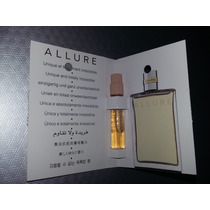 Allure By Chanel Dama Muestra De 2 Ml Rdw
