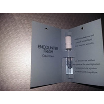 Encounter Fresh By Calvin Klein Caballero Muestra 1.2 Ml Rdw