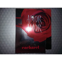 Amor Amor By Cacharel Muestra 1.5 Rdw