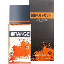 Perfume Carlo Corinto Orange 100ml Caballero 100% Original