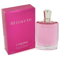 Perfume Miracle By Lancome Eau De Parfum 100 Ml