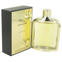 Perfume Jaguar Classic Gold For Men 100 Ml