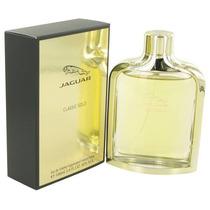 Perfume Jaguar Classic Gold For Men 100 Ml
