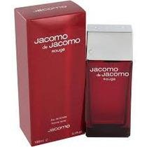 Jacomo De Jacomo Rouge 100 Ml Caballero 100% Original