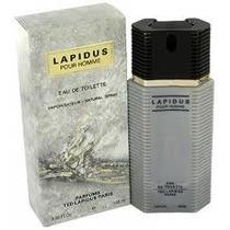 Perfume Lapidus 100ml Caballero 100% Original