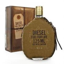 Perfume Diesel Fuel For Life Caballero 125 Ml Envio Gratis!!