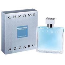 Envío Azzaro Chrome Caballero 200 Ml Loris Azzaro Msi