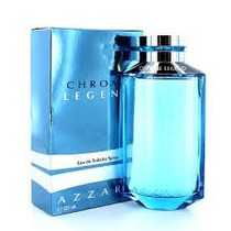 Azzaro Chrome Legend Caballero 125 Ml Loris Azzaro *original