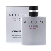 Perfume Allure Sport 100ml Chanel Caballero Kuma