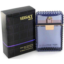 Versace Man Caballero 100 Ml Versace Perfume $$ Original