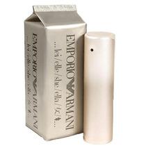 Perfume Original Emporio Armani Dama 100ml By Giorgio Armani