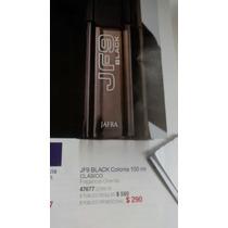 Perfume Jafra Caballero Jf9 Black Original,oferta
