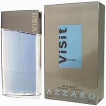 Perfume Azzaro Visit Azzaro Caballero 100ml