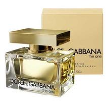 Perfume The One Dolce & Gabbana 75ml Dama Kuma